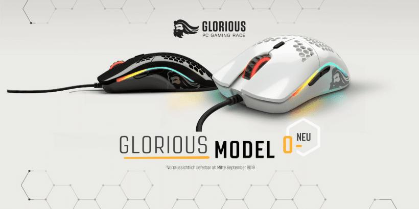 Glorious PC Gaming Race Model O- Gaming-Maus