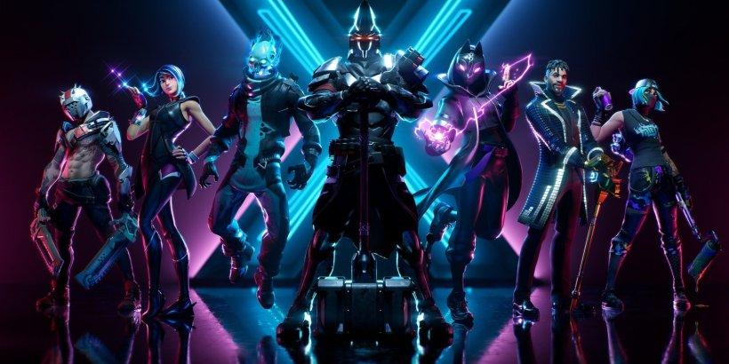 Fortnite Season X: Gegen die Zeit