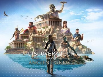 Assassin's Creed Odyssey Keyart