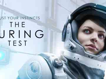 The Turing Test Logo Artwork
