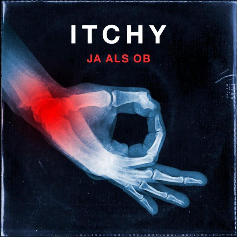 ITCHY Ja als ob Cover