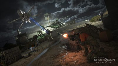 Ghost Recon Breakpoint New Map