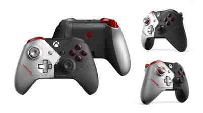 Xbox Cyberpunk 2077 Controller
