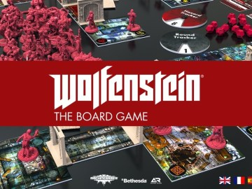 Wolfenstein Board Game