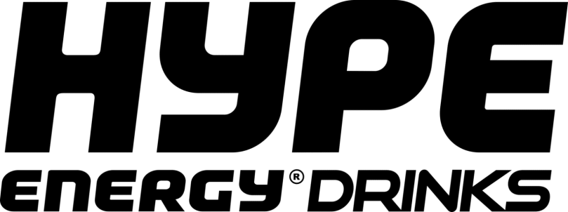 Hype Energy Drinks Logo schwarz