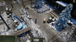 Atom RPG Trudograd Screenshot