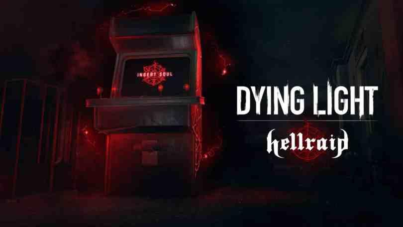 dying light hellraid keyart