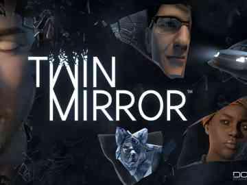 Twin Mirror Keyart