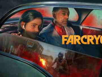 Far Cry 6 Logo Artwork