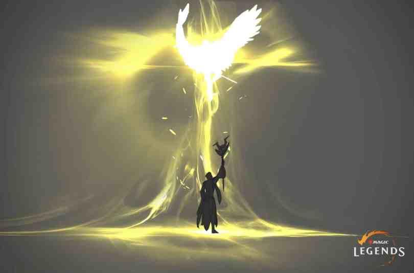 magic legends weihepriester