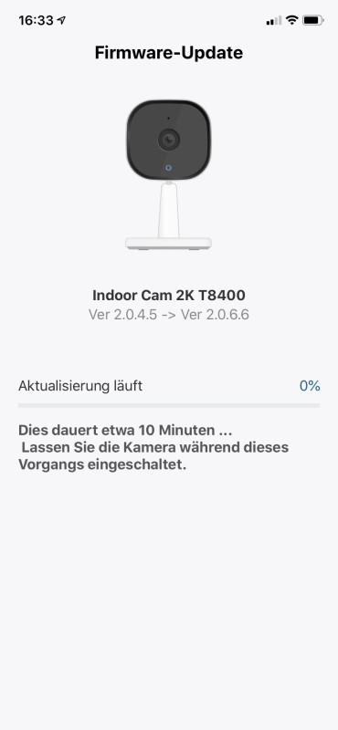 eufy Security App - Update