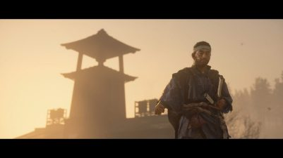 Ghost of Tsushima Screenshot
