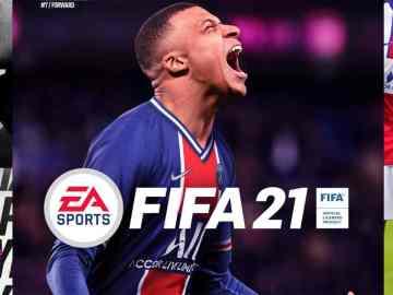 FIFA 21 Coverstar