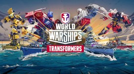 World of Warships Transformers
