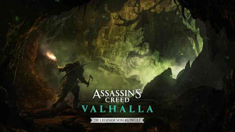 Assassin's Creed Valhalla Beowulf