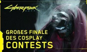 cyberpunk 2077 cosplay contest