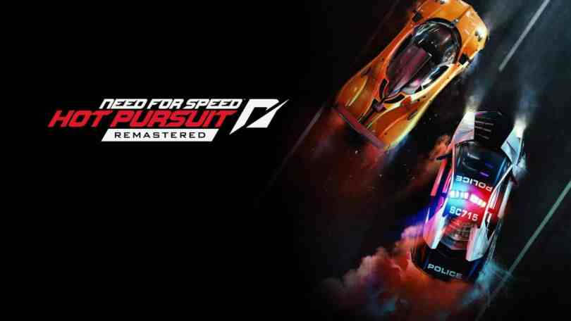 need for speed hot pursuit remastered keyart