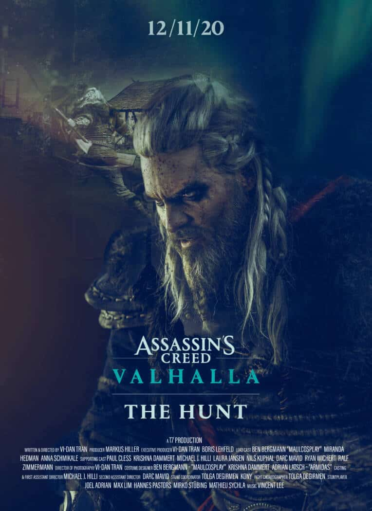 Assassin's Creed Valhalla - The Hunt
