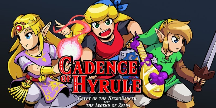 [Review] Cadence of Hyrule – Crypt of the NecroDancer Featuring The Legend of Zelda
