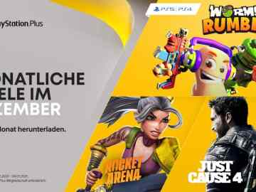 PlayStation Plus Dezember 2020