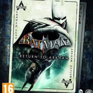 Batman: Return to Arkham - PS4 Primary Account