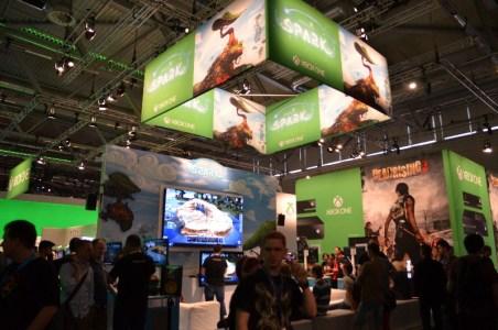 Xbox gamescom 2