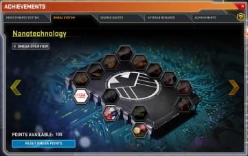 Das neue Omega-System
