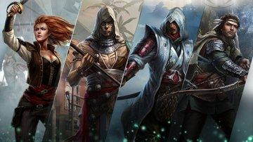 Assassin's Creed Memories heißt der neue iOS-Ableger