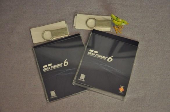 2x Gran Turismo 6 inkl. Schlüsselanhänger