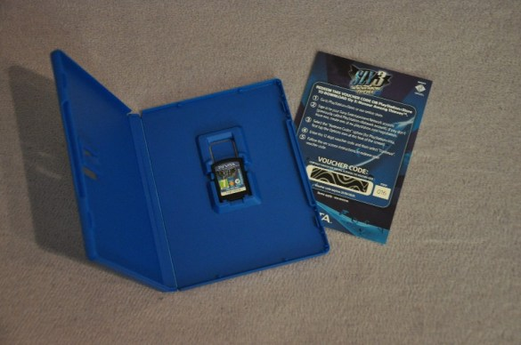 je 3x Sly Trilogy für PS Vita (Teil 1+2 auf Card - Teil 3 als Download)