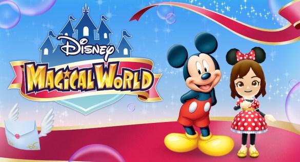 Disneys Magical World bald für euren 3DS