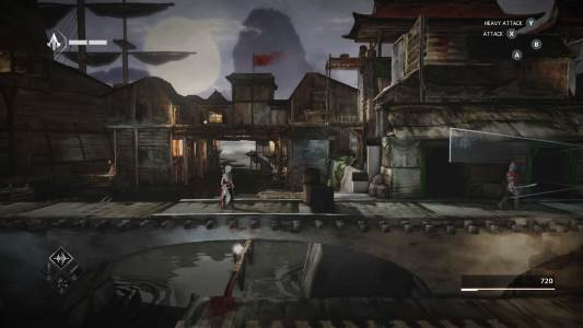 Der Comicstil erinnert teils stark an das Prince of Persia Reboot und weiß zu gefallen.