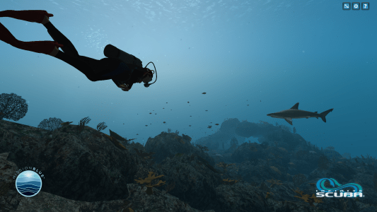 Infinite Scuba Screenshot 1