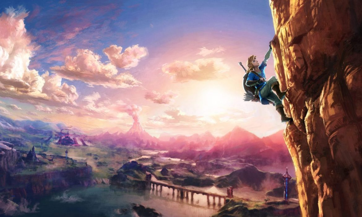 Zelda Breath of the Wild - Beitragsbild