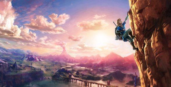 Der letzte große Wii U-Titel: The Legend of Zelda: Breath of the Wild.