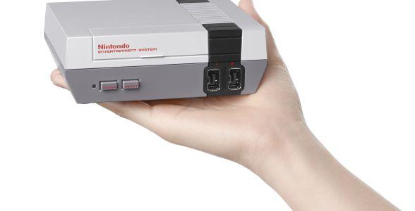 """Ist das """"neue"""" NES vielleicht nur der Anfang?"""