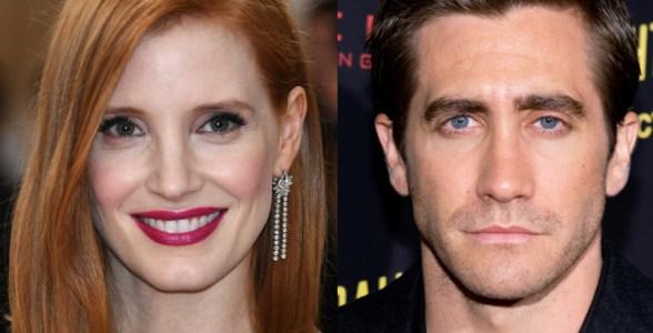 Jessica Chastain und Jake Gyllenhaal werden die Hauptrollen übernehmen.