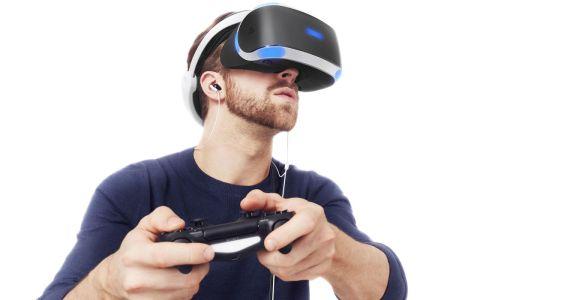 Virtual Reality wird ein großes Thema sein. Ich warte gespannt auf PlayStation VR
