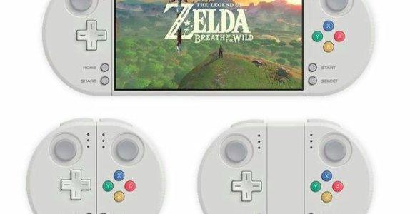 Nintendo NX: Sieht die Konsole wirklich so aus?