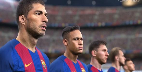 Pro Evolution Soccer 2017 ist viel mehr als ein simples Update