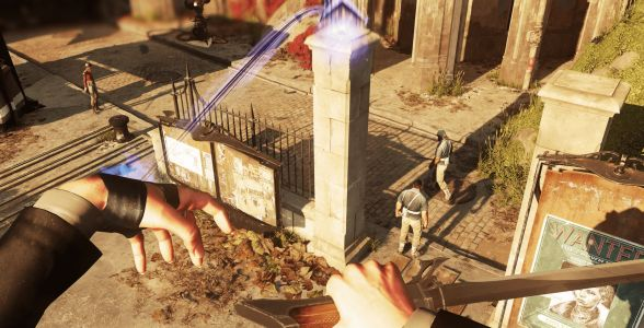 Alles neu bei Dishonored 2