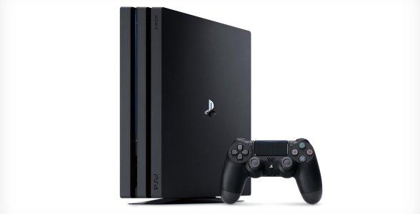Die PS4 Pro ist fast genauso groß, wie das Original