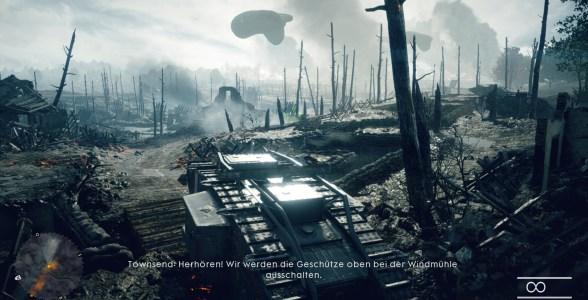 Battlefield 1 erzählt mehrere packende Geschichten des grausamen Krieges