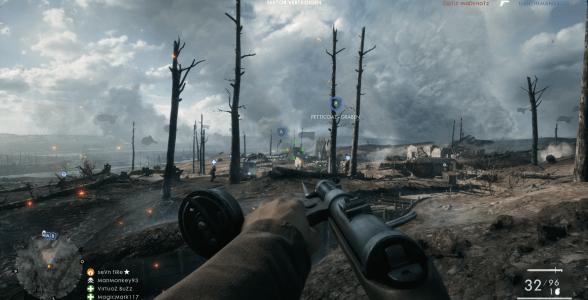 Im Multiplayer zeigt Battlefield 1 seine wahre Stärke