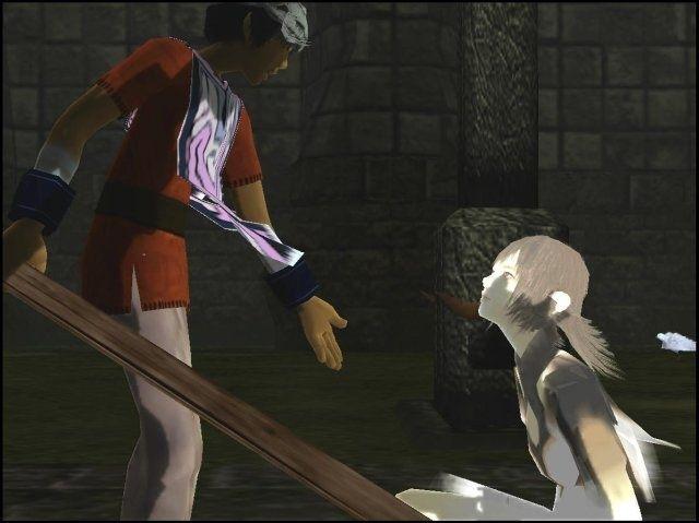 Ico und Yorda