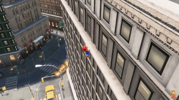 Super Mario Odyssey - 1