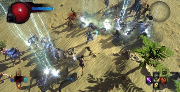 Path of Exile erscheint auch für Xbox One.