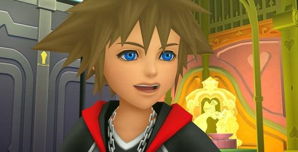 Sora ist der Protagonist von Dream Drop Distance HD