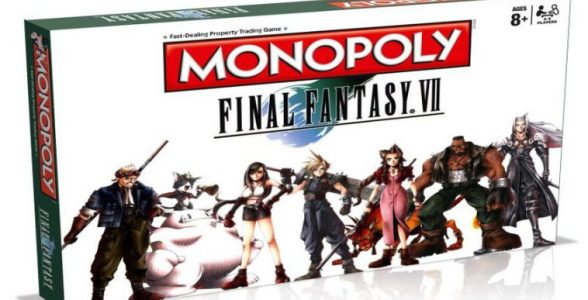 Final Fantasy VII wird 20 Jahre alt