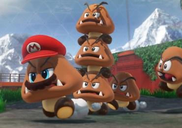Super Mario Odyssey Speedrun